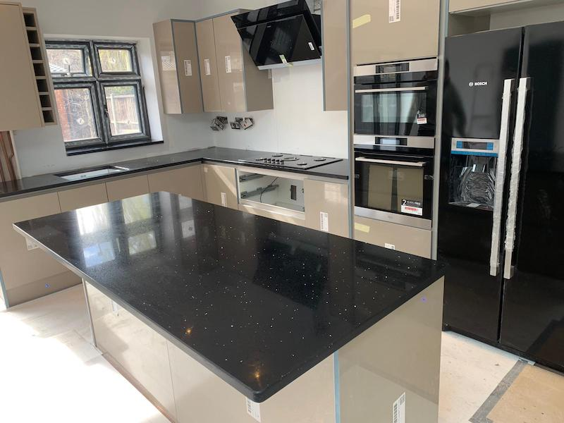 granite work tops Middlesex