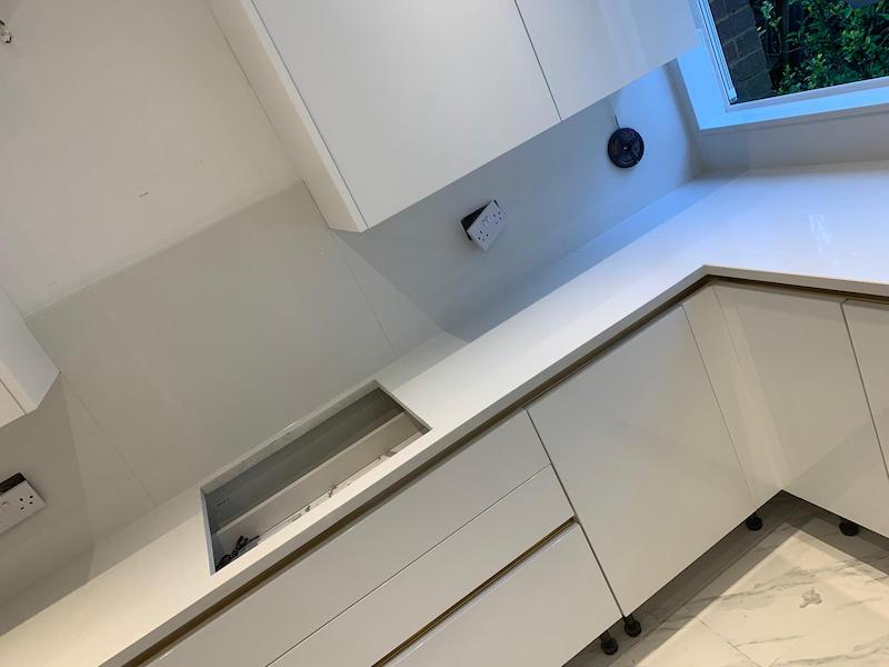 bespoke kitchen work tops Middlesex